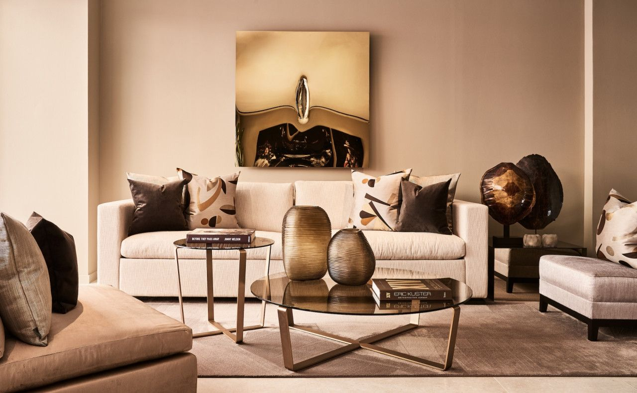 Palm Interiors | Eric Kuster | Metropolitan Luxury