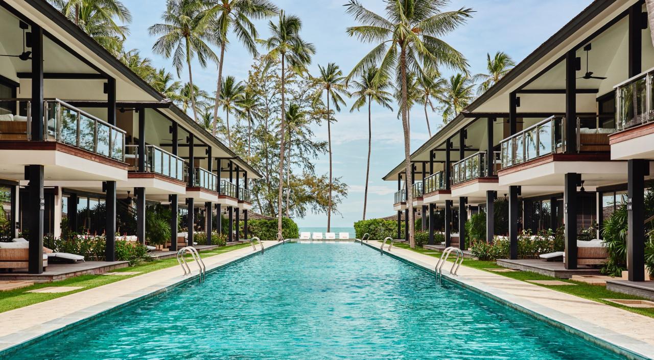 Nikki beach resort projects eric kuster metropolitan for Design hotel koh samui
