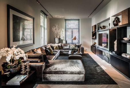 101 Woonideeen Tv Meubel.Home Eric Kuster Metropolitan Luxury