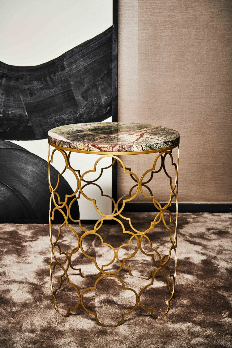 Mansour side table