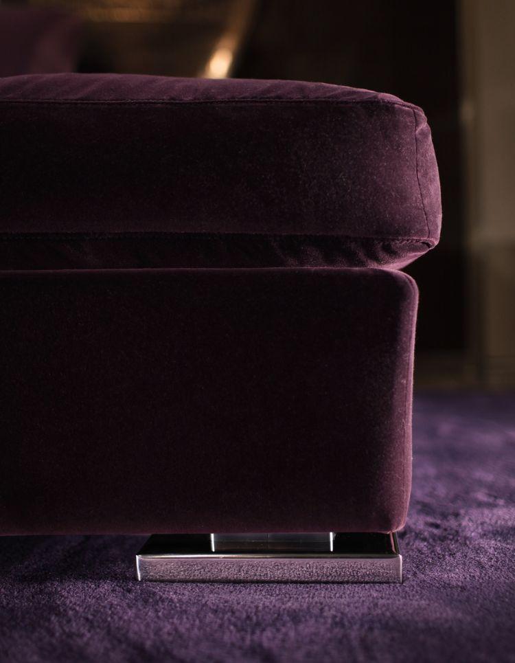 Mercer chaise longue