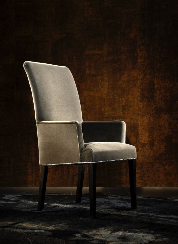 Mercer dining armchair