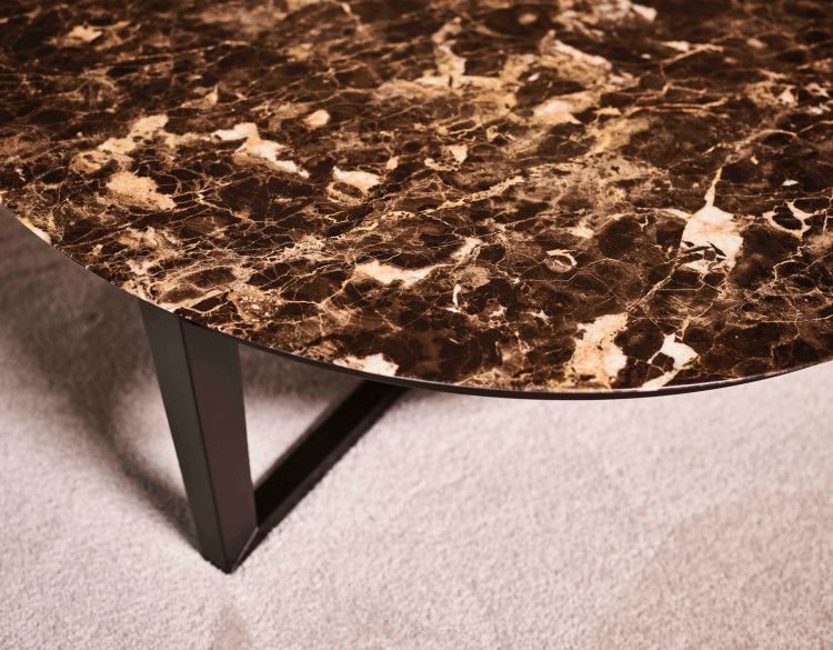 Ritz Coffee Table (Emperor Dark Marble)