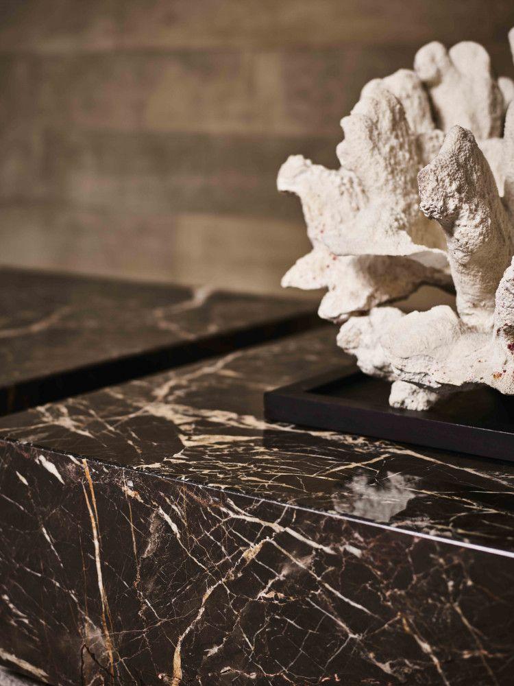 Royalton coffee table detail