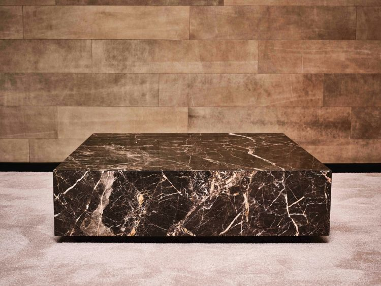 Royalton Coffee Table (Noir Saint Laurent)