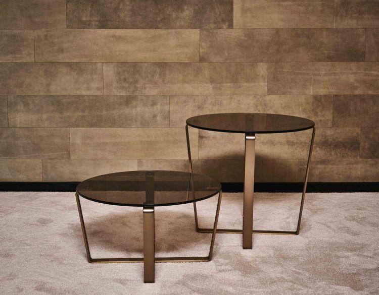 Soho coffee table & Soho side table