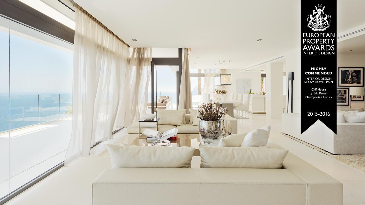 International Property Award winner Cliff House
