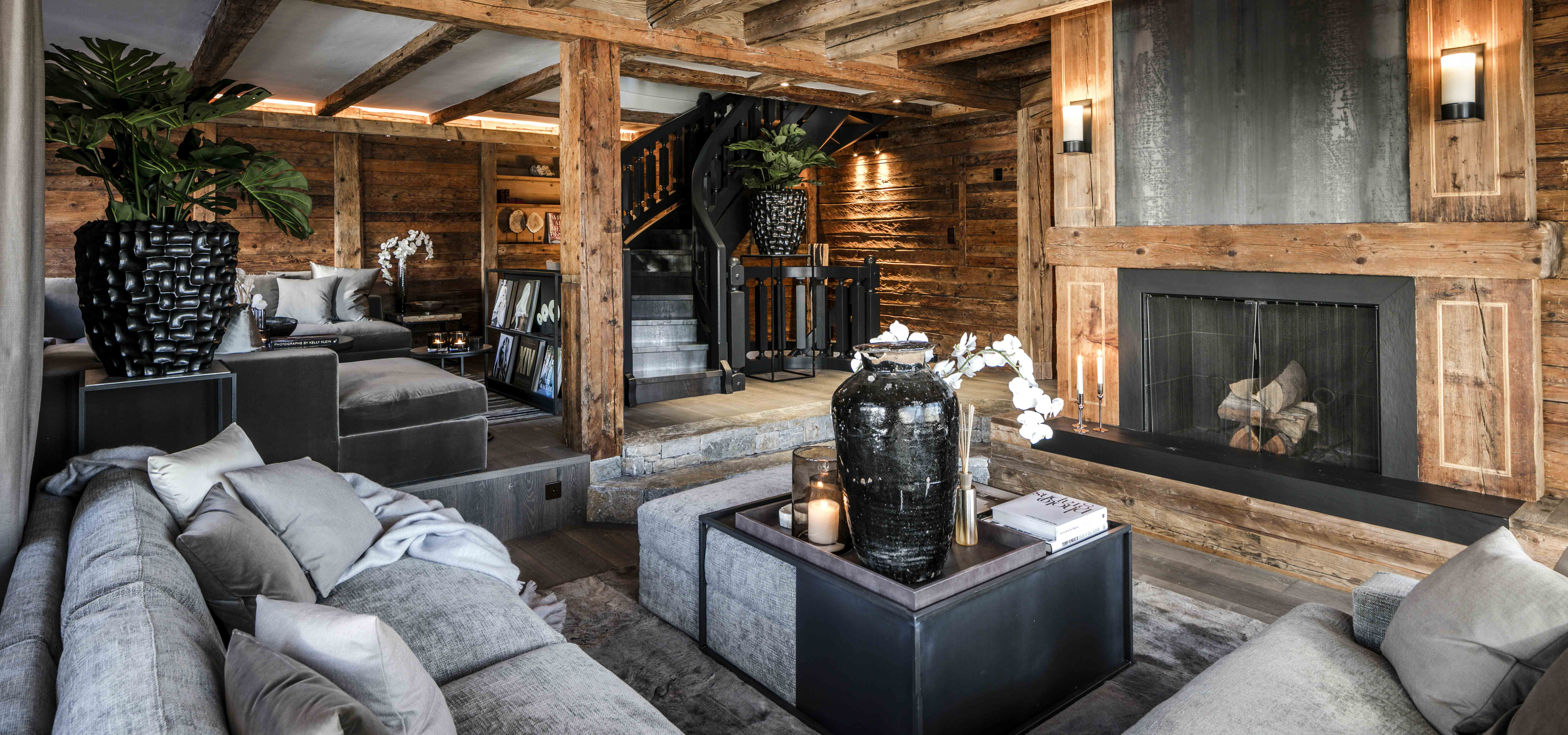 Chalet projects eric kuster metropolitan luxury for The design home