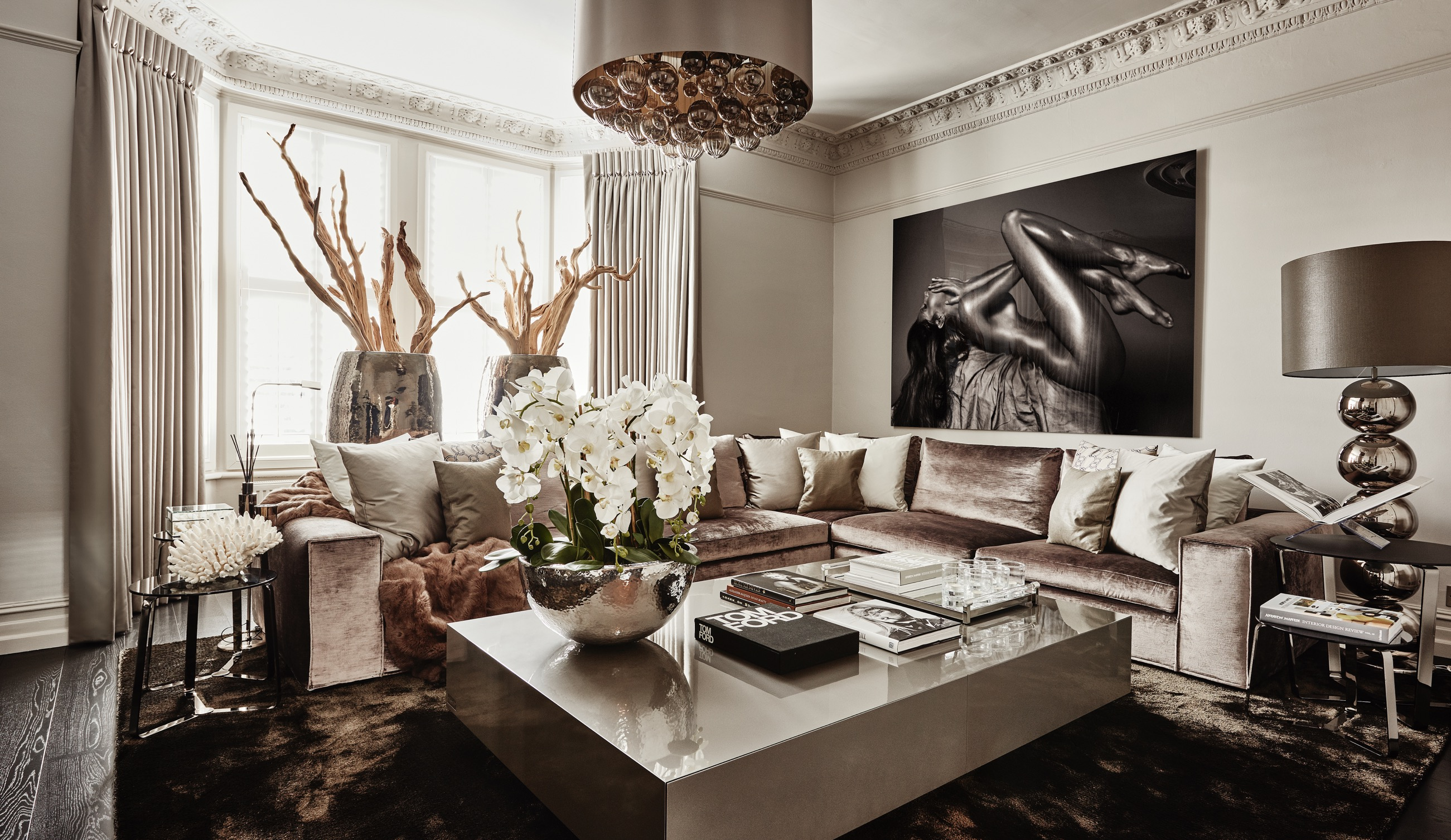 Town house projects eric kuster metropolitan luxury for Interieur inspiratie woonkamer